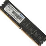 Оперативная память DDR4 4Gb 2400MHz, 1.2v Patriot